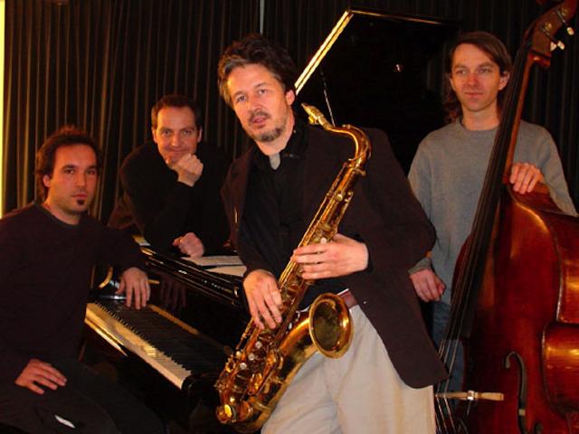 live video – tassilo dellers jazz quartett