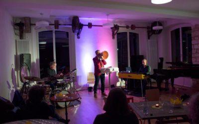 POLAR extended – live Kulturnacht Liestal 1. Dez. 2017
